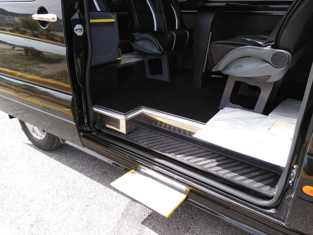 Taxi Service Rethymno - Our Van