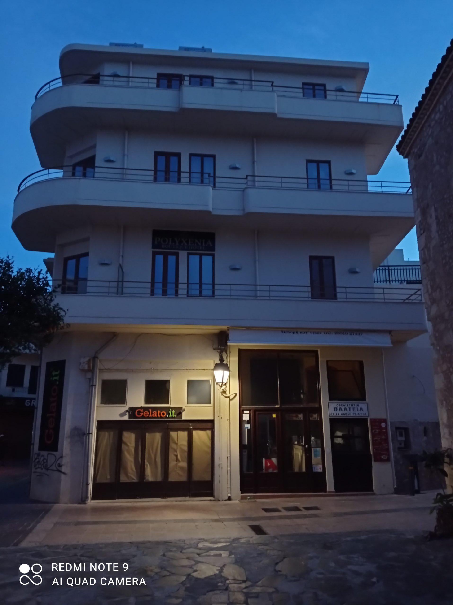 POLYXENIA BOUTIQE HOTEL